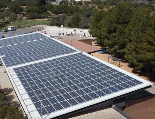 Proyecto FV en Colegio de Alborache